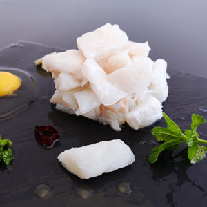 Desalted cod - Chippings