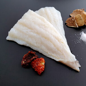 Desalted cod - Tails