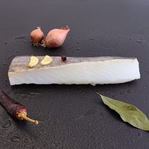 Desalted cod - Fillets
