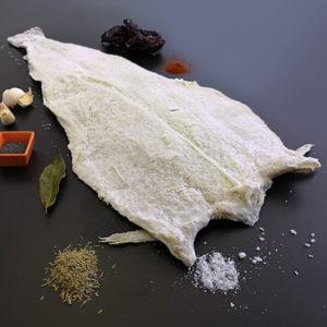 Salted cod - Maruca
